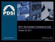 Slide Presentation in PDF - InvestQuest