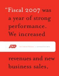 2007 Summary Annual Report - InvestQuest
