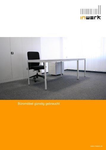 Büromöbel günstig gebraucht
