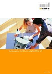 Abluft-Systeme 169x77 mm COMPAIR flow 125 - Küchen
