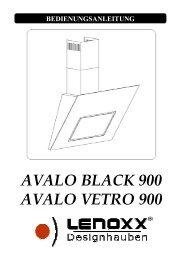 Avalo Black_Avalo Inox 900