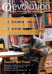 Theorie und Praxis Theorie und Praxis - Inwo