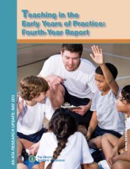Teaching in the Early Years of Practice (PD-86-19a)