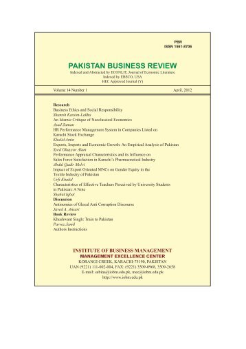 Download - Institute of Business Management