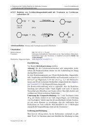 4.3.2.5: Cyclohexancarbonsäure
