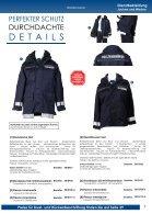Bekleidungs- und Ausrüstungskatalog für Polizei- und Ordnungsbehörden - Seite 7