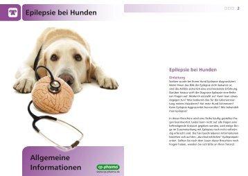 Behandlung der Epilepsie beim Hund - Cp-Pharma