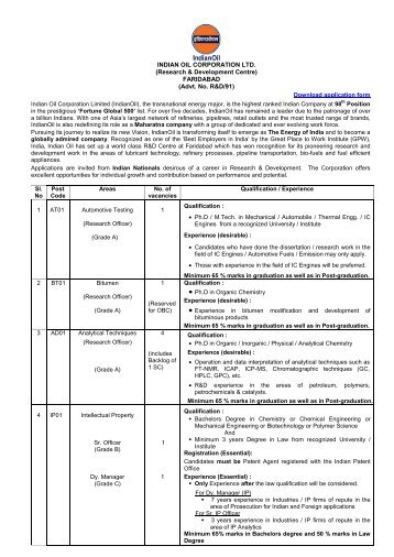 promotion policy of indian oil corporation Indian states: punjab, haryana second largest producer of oil seeds rajasthan agro-processing and agri-marketing promotion policy.