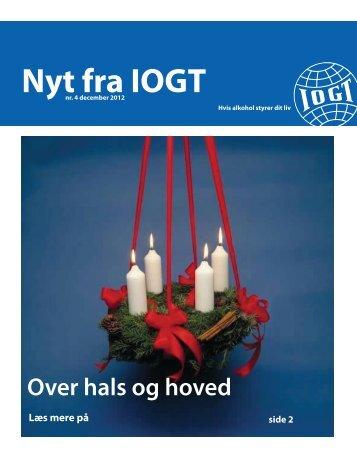 Nils Kohl prisen - IOGT