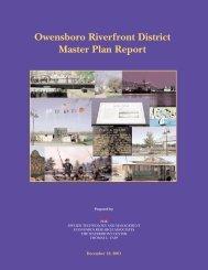Owensboro Riverfront Master Plan - iOMPC