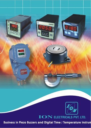 LO - ION Electricals Pvt. Ltd.