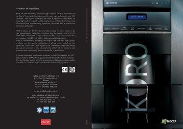 details - Ionia Espresso