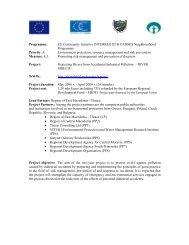 Biletyn Informacyjny nr 14/15 - Instytut Ochrony Środowiska