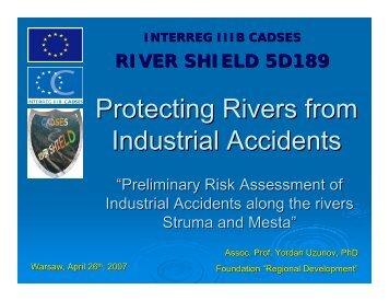 river shield