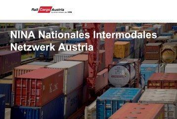NINA Nationales Intermodales Netzwerk Austria