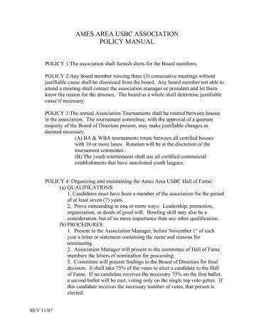 Complete PDF File - Iowa State USBC BA