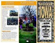 Mulch brochure FINAL.p65 - Iowa Department of Natural Resources