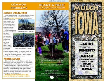 Mulch brochure FINAL.p65 - Iowa Department of Natural Resources