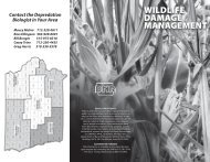 Depredation brochure 2010_2.indd - Iowa Department of Natural ...