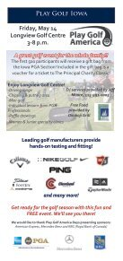 2010 Iowa PGA - Iowa Golf - Page 7