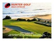 HUNTER GOLF - Iowa Golf