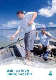 Water use in the Danube river basin - Danube Box