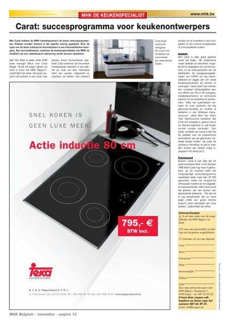 MHK Belgium viert tiende verjaardag in stijl - IP Komfort ...