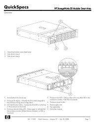 HP StorageWorks 20 Modular Smart Array - ip4 Shop