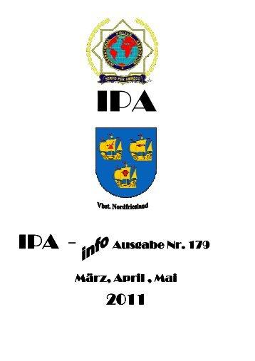 IPA-info-Nr 179 - Ipa-nordfriesland.de