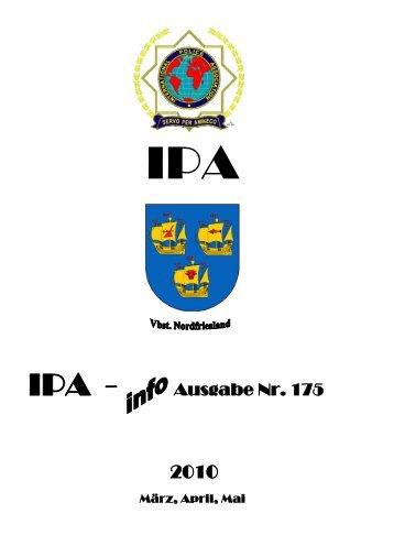 Ausgabe Nr. 175 - Ipa-nordfriesland.de