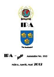 Ausgabe Nr. 183 März, April, Mai 2012 - Ipa-nordfriesland.de