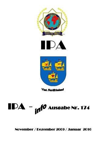 November 2009 - Ipa-nordfriesland.de