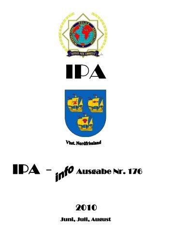 Ausgabe Nr. 176 - Ipa-nordfriesland.de