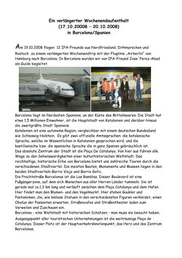 Flug nach Barcelona - Ipa-nordfriesland.de