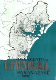 Zoneamento do Litoral Paranaense - Ipardes