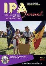 2012 2013 - IPA Romania
