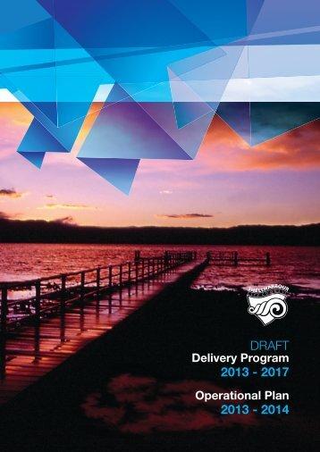 Supporting Document - Appendix 1 Community Strategic ... - IPART