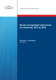Review of regulated retail prices for electricity 2013 to 2016 - April ...