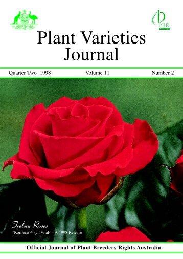 60. Volume 11- Number 2 - IP Australia