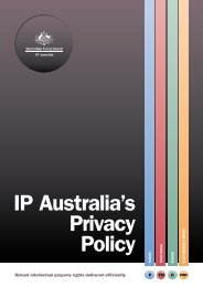 Privacy Policy PDF - IP Australia