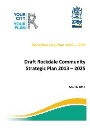 Draft Community Strategic Plan 2013 - IPART - NSW Government