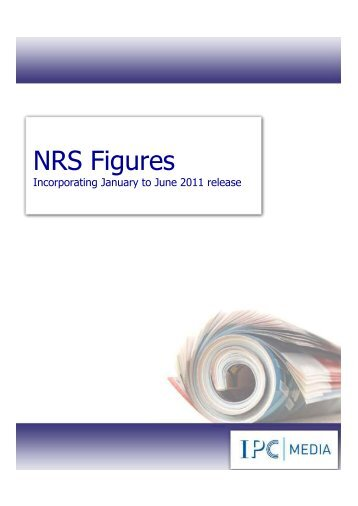 NRS Figures - IPC | Advertising