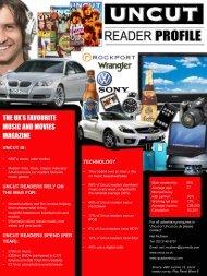 the uk's favourite music and movies magazine - IPC | Advertising
