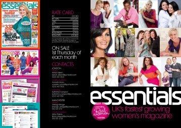 UK's fastest growing women's magazine - IPC   Advertising
