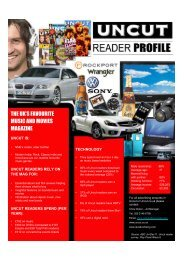 the uk's favourite music and movies magazine - IPC | Advertising