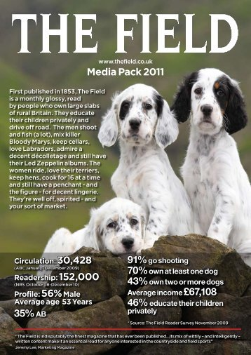 Media Pack 2011 35% AB - IPC | Advertising