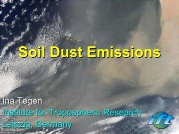 6: Soil Dust Emissions