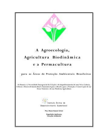 Manual Nacional de Agroecologia, Biodinamica e ... - Ipcp.org.br