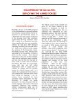 IPCS SPECIAL REPORT - Institute of Peace and Conflict Studies - Page 3