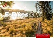 CENTURION E-Bikes 2014